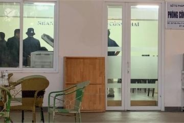 Đình chỉ công tác Trưởng phòng Hành chính - Tư pháp ở Lâm Đồng