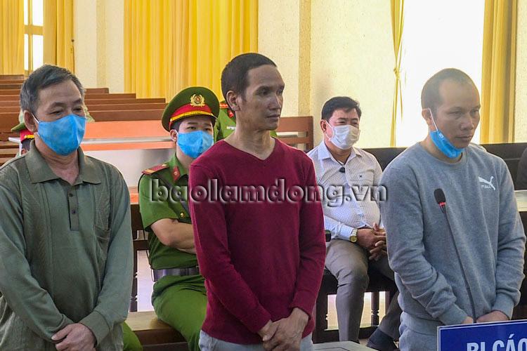 Ba bị can lừa đảo, chiếm đoạt tài sản bị tuyên phạt tổng 39 năm tù