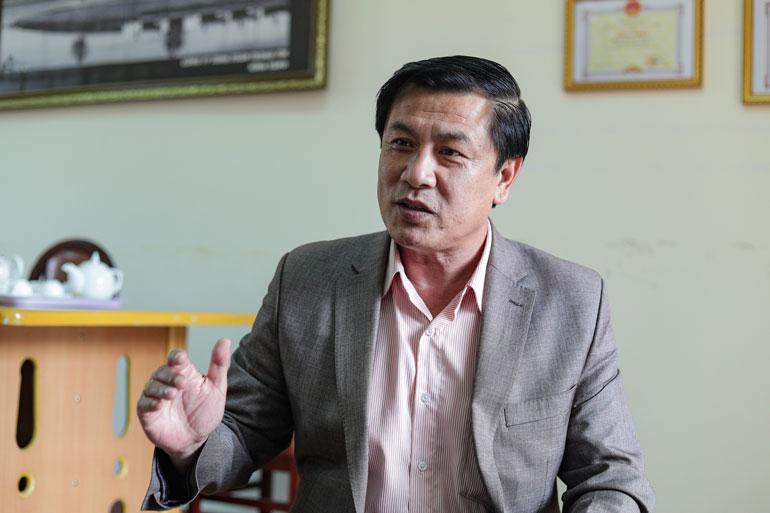 Ông Lê Anh Kiệt - Trưởng Phòng Văn hoá Thông tin Đà Lạt cảnh báo một số đối tượng lợi dụng đưa hình ảnh các homestay lên mạng để chiếm đoạt tiền cọc của du khách