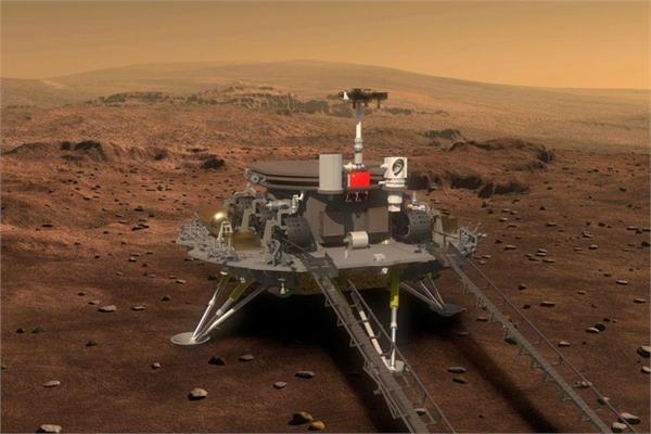 Trung Quốc lên Hỏa tinh cùng hệ điều hành tự phát triển