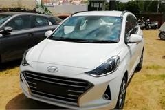 Hyundai Grand i10 thế hệ mới xuất hiện ở Ấn Độ