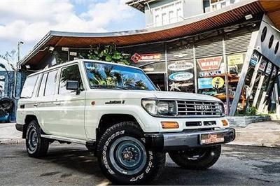Thợ Việt hồi sinh Toyota Land Cruiser cũ thành như mới