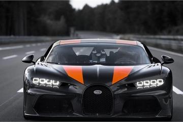 Guinness không công nhận kỷ lục tốc độ của Bugatti Chiron