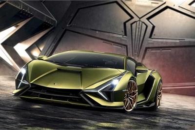 Siêu xe hybrid đầu tiên của Lamborghini trị giá 3,6 triệu USD