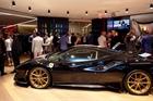Muốn đặt siêu xe Ferrari theo sở thích, chưa chắc tiền đã giải quyết được