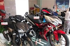 Giá xe máy trước Tết: kẻ loạn giá, người ế ẩm