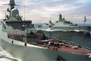 Việt Nam nối lại đàm phán mua cặp Gepard 3.9 thứ ba mang tên lửa Kalibr