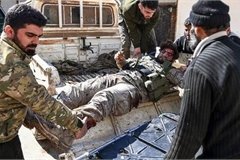 Thổ Nhĩ Kỳ tiếp tục bắn hạ máy bay Syria