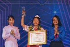 Nữ sinh lớp 9 được vinh danh 'Công dân trẻ tiêu biểu TP.HCM' năm 2020
