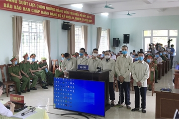 Hành trình đưa người Trung Quốc nhập cảnh trái phép và án 25 năm tù cho 6 đối tượng