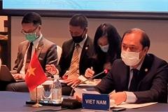 Hội nghị SOM ASEAN-Trung Quốc về thực hiện Tuyên bố về ứng xử của các bên ở Biển Đông