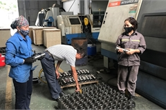 Xây dựng thêm nhà máy sản xuất phụ tùng thang máy đáp ứng nhu cầu nội địa
