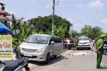 """Vĩnh Long: Giải cứu vợ bị """"bắt cóc"""", đâm 2 người thương vong"""