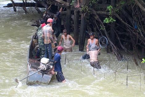 Săn cá khủng trên dòng sông chảy ngược ở Tây Nguyên - ảnh 2