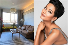 Khám phá căn hộ mới của hoa hậu H'hen Niê