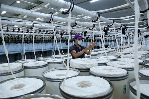 Annual textile and garment exports down for first time in 25 years