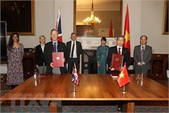 UKVFTA ushers in a bright future for UK – VN ties, ensures smooth post-Brexittrade