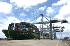 Transport Ministry rejects proposal of lowering container service charges