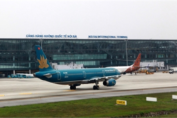 Noi Bai Int'l Airport among the world's top 100 for five years running