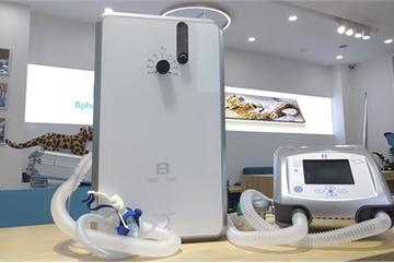 Bkav announces its ventilators