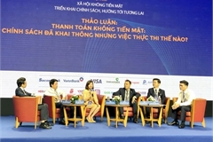 Vietnamese Govt to keep pushing for cashless payment
