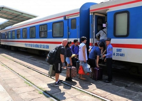 Vietnam Railways estimates a $60 million loss due to pandemic