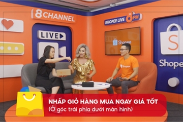 More Vietnamese use livestream, says e-commerce company