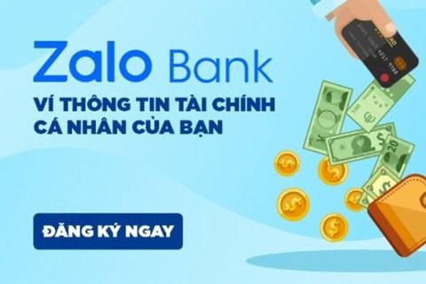 Zalo Bank not licensed bySBV and MoIT