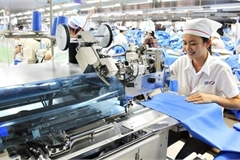 Fabric production an issue for Vietnam's textile industry