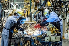 Vietnamese manufacturing hit by pandemic
