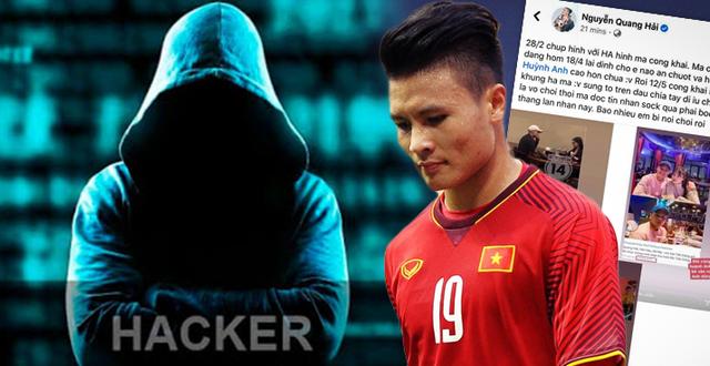Từ chuyện Facebook Quang Hải bị hacker tấn công, nhìn lại 3 cách bảo vệ tài khoản Facebook của bạn để tránh tình trạng tương tự - Ảnh 1.