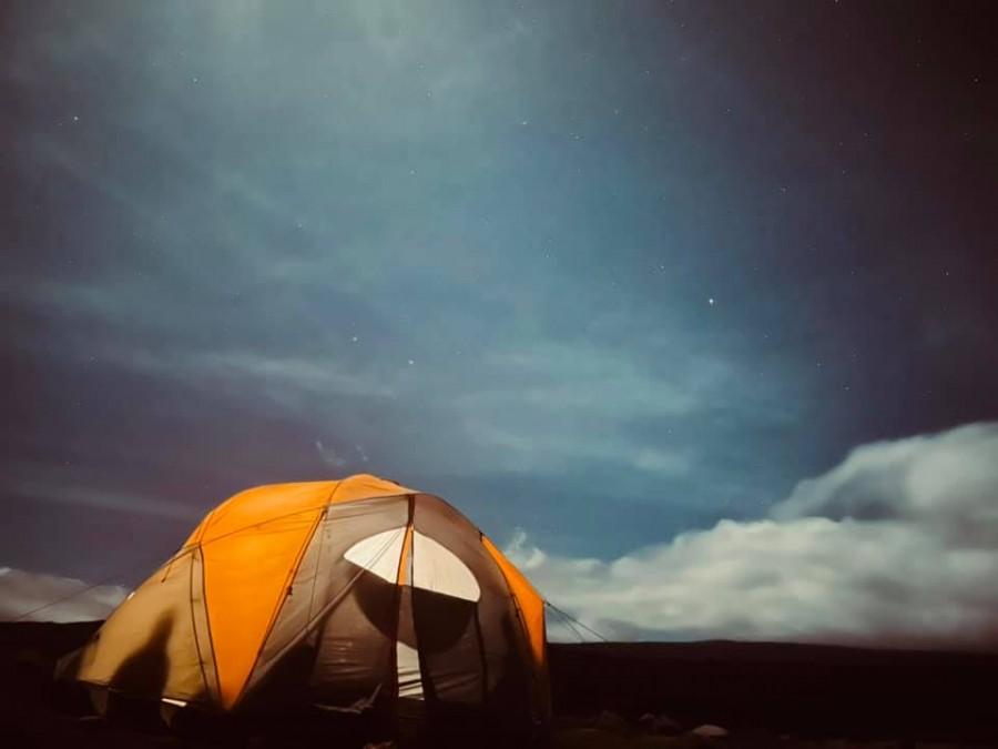 Sếp Viettel trở thành nữ 9x Việt Nam đầu tiên chinh phục Nóc nhà của Châu Phi Kilimanjaro: Leo 8 ngày liên tiếp, xuyên qua vùng nắng rát chóng mặt đến nơi -20 độ C - Ảnh 6.
