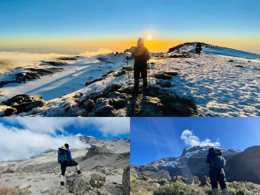 Sếp Viettel trở thành nữ 9x Việt Nam đầu tiên chinh phục Nóc nhà của Châu Phi Kilimanjaro: Leo 8 ngày liên tiếp, xuyên qua vùng nắng rát chóng mặt đến nơi -20 độ C - Ảnh 11.
