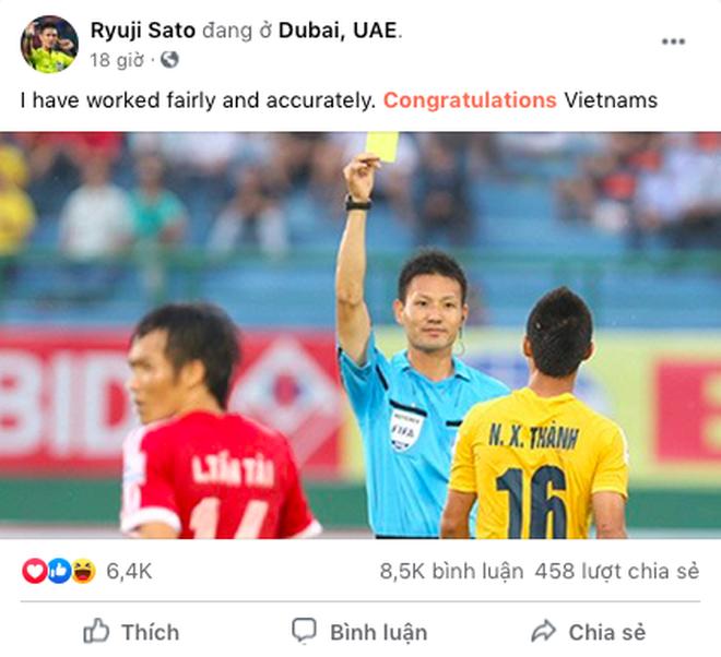 Góc IQ vô cực: Đổi tên page bán hàng online thành tên trọng tài Nhật Bản bắt trận Việt Nam - Malaysia để hút tương tác khủng! - Ảnh 2.