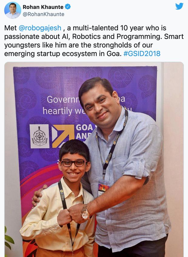 Mới 13 tuổi mà đã biết 5 ngôn ngữ lập trình, cậu coder này viết được ứng dụng quản lý số tiền điện tử trị giá 7 triệu USD - Ảnh 1.
