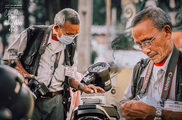 Thương lắm Sài Gòn ơi! - dự án ảnh chụp người lao động nghèo đầy cảm xúc của travel blogger trẻ Nguyễn Kỳ Anh - Ảnh 2.