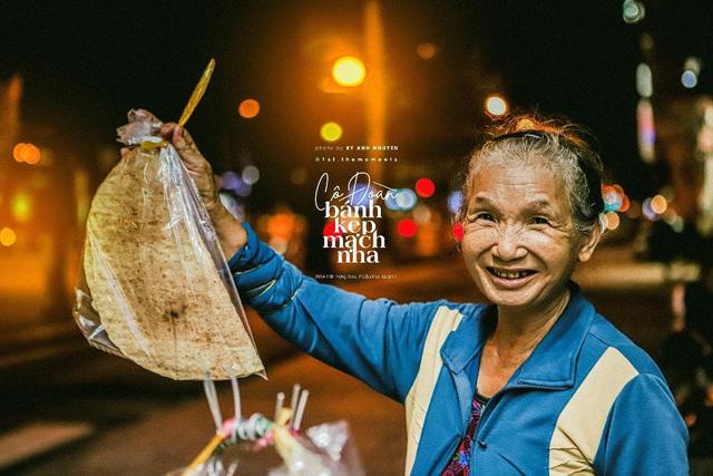 Thương lắm Sài Gòn ơi! - dự án ảnh chụp người lao động nghèo đầy cảm xúc của travel blogger trẻ Nguyễn Kỳ Anh - Ảnh 3.