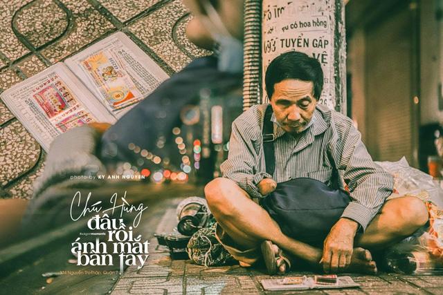 Thương lắm Sài Gòn ơi! - dự án ảnh chụp người lao động nghèo đầy cảm xúc của travel blogger trẻ Nguyễn Kỳ Anh - Ảnh 4.