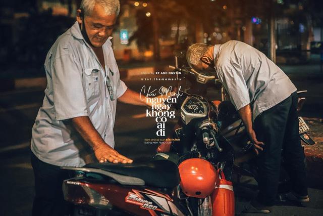 Thương lắm Sài Gòn ơi! - dự án ảnh chụp người lao động nghèo đầy cảm xúc của travel blogger trẻ Nguyễn Kỳ Anh - Ảnh 6.
