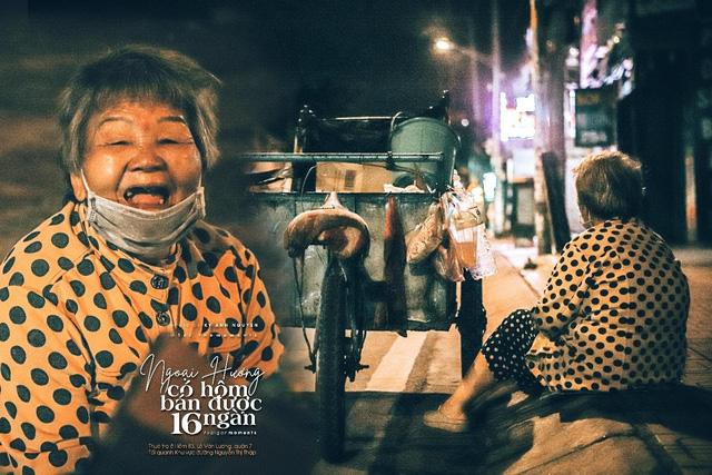 Thương lắm Sài Gòn ơi! - dự án ảnh chụp người lao động nghèo đầy cảm xúc của travel blogger trẻ Nguyễn Kỳ Anh - Ảnh 9.