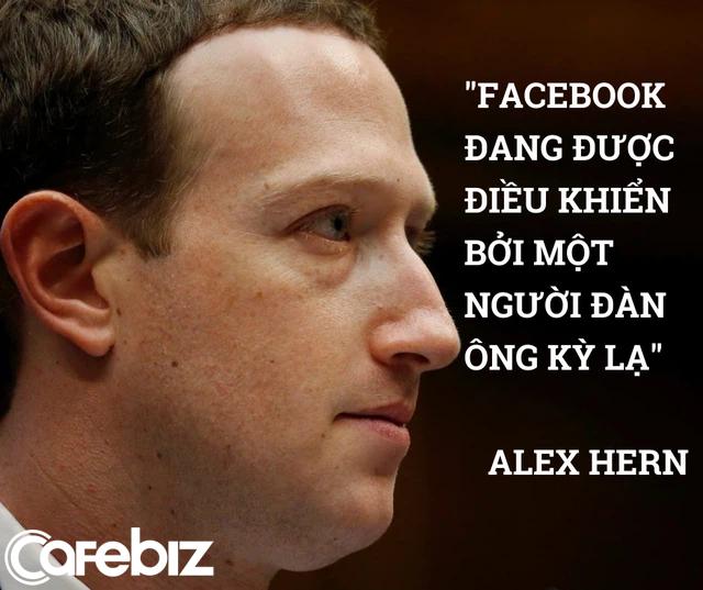 Mark Zuckerberg - Người đàn ông kỳ lạ đang điều khiển, chi phối một trong những công ty quyền lực bậc nhất thế giới - Ảnh 2.