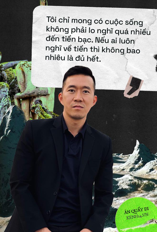 Gặp YouTuber gan to từng review mọi địa điểm ghê rợn ở Việt Nam, lần đầu tiết lộ về những thứ mắt thường không nhìn thấy - Ảnh 13.