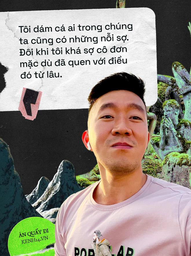 Gặp YouTuber gan to từng review mọi địa điểm ghê rợn ở Việt Nam, lần đầu tiết lộ về những thứ mắt thường không nhìn thấy - Ảnh 4.