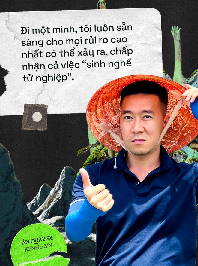 Gặp YouTuber gan to từng review mọi địa điểm ghê rợn ở Việt Nam, lần đầu tiết lộ về những thứ mắt thường không nhìn thấy - Ảnh 8.