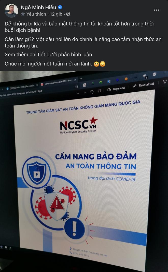 Hiếu PC hướng dẫn cách bảo mật thông tin trên Zalo, Facebook, TikTok: Rất đơn giản nhưng nhiều người coi nhẹ nên vẫn bị lừa! - Ảnh 1.