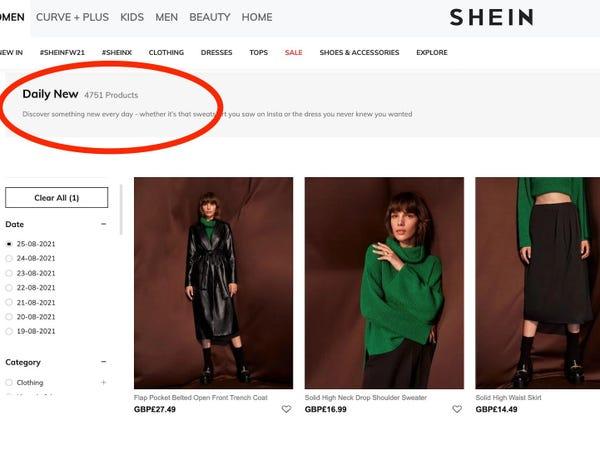 Nhờ thuật toán và dữ liệu, công ty bí ẩn này của Trung Quốc trở thành thương hiệu thời trang trực tuyến giá trị nhất thế giới như thế nào? - Ảnh 3.