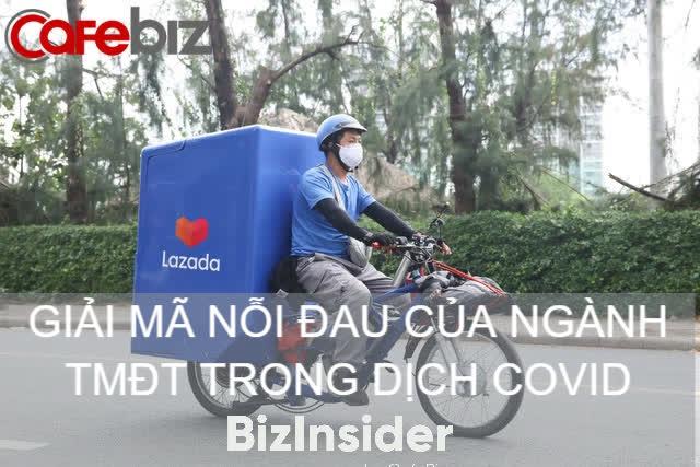 """Giải mã những """"Nỗi đau thầm kín"""" của 3 sàn TMĐT lớn nhất Việt Nam Shopee, Tiki và Lazada trong đại dịch Covid-19 - Ảnh 1."""