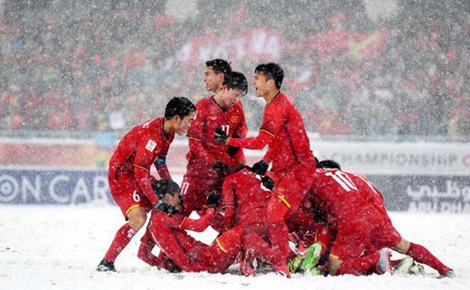 Nếu đội tuyển bóng đá Việt Nam tiếp tục chiến thắng, các thương hiệu hãy cẩn thận để tránh kịch bản buồn của mùa Tết 2018 - Ảnh 1.