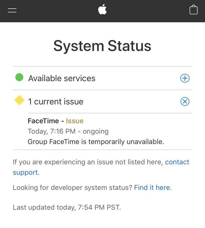 Apple vô hiệu hóa tính năng FaceTime nhóm, nhằm khắc phục tạm thời lỗ hổng bảo mật nghiêm trọng - Ảnh 1.
