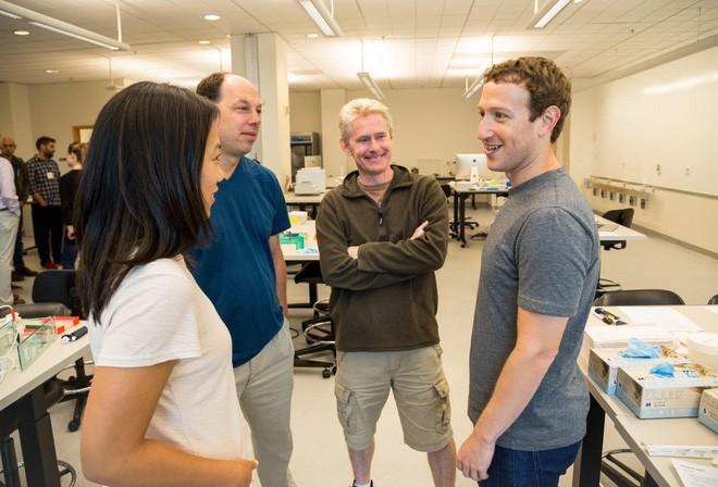 Mặc kệ chỉ trích, ông chủ Facebook vẫn nuôi tham vọng đọc được trí não con người - Ảnh 1.